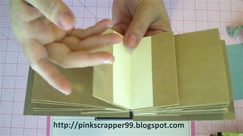 tutorial membungkus kado paper bag paperbag mini album tutorial part 2 final youtube