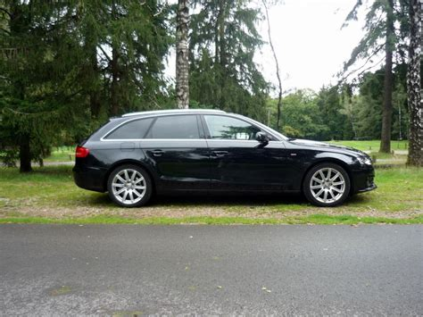 Audi A4 S Line 2011 by Audi A4 Avant 1 8 Tfsi 160pk Pro Line S 2011 Autoweek Nl