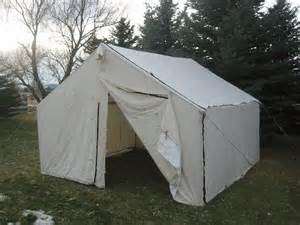 Canvas Canopy Tent by Canvas Wall Tents