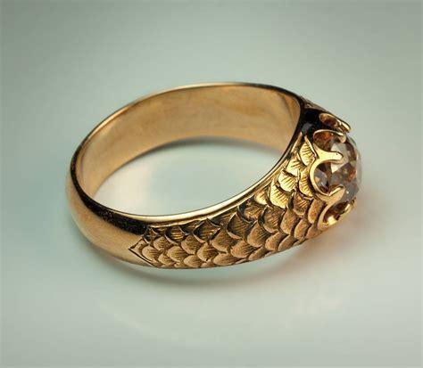 antique fancy color european cut gold s