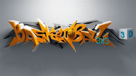 graffiti 3d dj souray 3d graffiti style by anhpham88 on deviantart