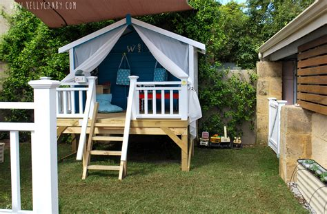 diy cubby house designs cubby house