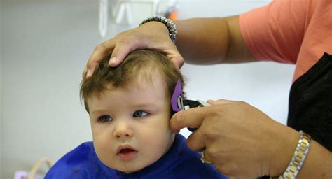 why are you straightening your 5 month olds hair parents say when your child hates haircuts babycenter