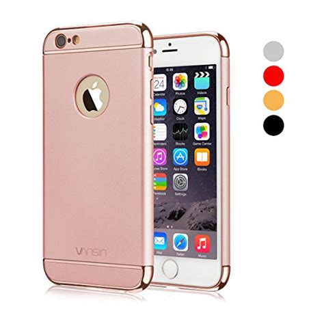 Matte Protective For Iphone 6s Iphone 6s Gold 1 iphone 6s vansin 3 in 1 ultra thin and slim coated non slip matte surface with