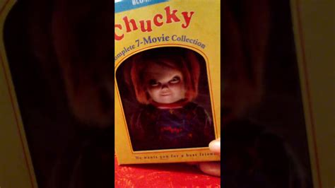 film ro3b chucky complet unboxing chucky the complete 7 movie collection blu ray