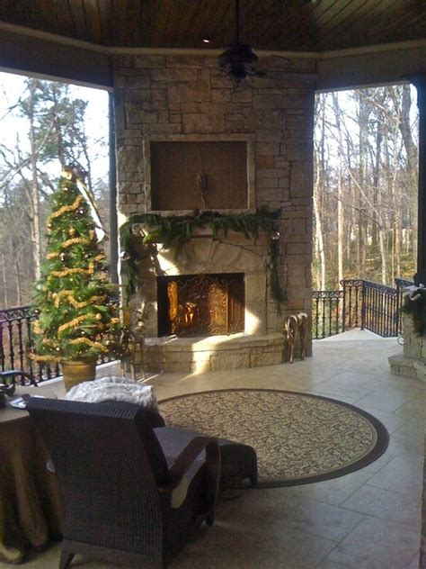 covered patio with fireplace 17 best images about simple covered patios on pinterest