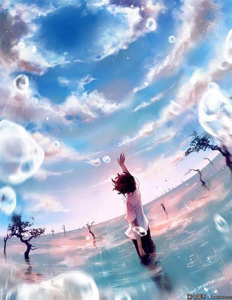 imagenes de paisajes japoneses anime 卡通图片简约 阳光没有用 温暖不了心疼 非主流图片 第七城市