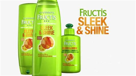 garnier fructis grow strong tv spot stronger hair song garnier fructis sleek shine tv commercial stronger