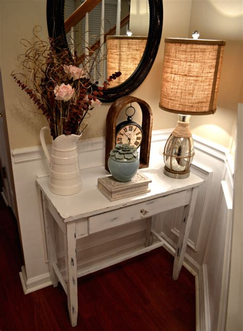 tips and tricks how to shabby chic furniture