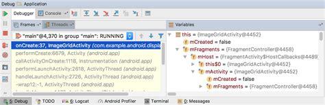 android studio debug debug your app android studio