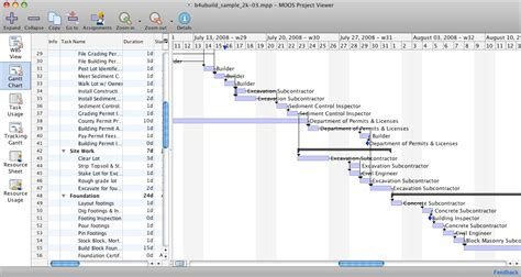 Ms Project Viewer For Mac 1 1 Bei Freeware Download Com Microsoft Project 2003 Templates