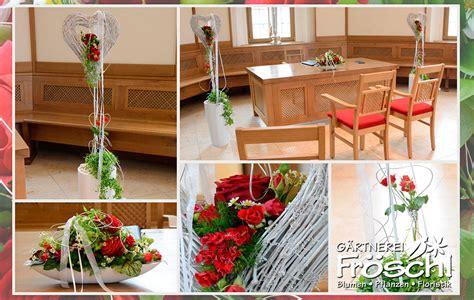 Standesamt Dekoration Hochzeit by Hochzeit