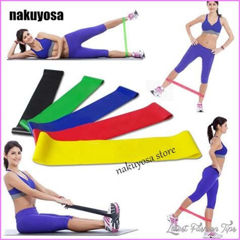 Resistance Band Pilates Exercise Stretch Fitness B Limited pilates resistance band exercises latestfashiontips
