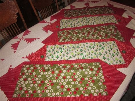 10 Minute Table Runner Quilting by 10 Minute Table Runners For Gifts Next Year