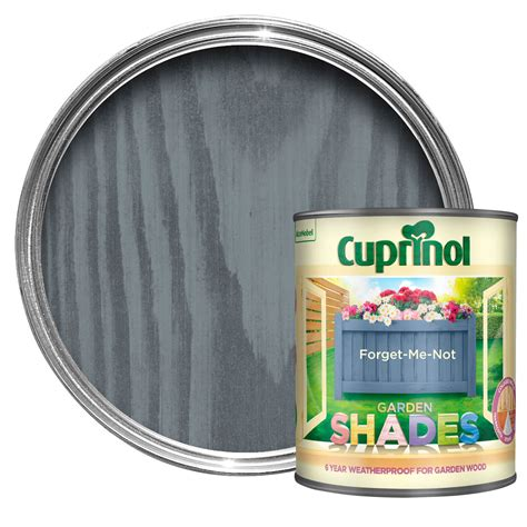 cuprinol garden shades forget   matt wood paint