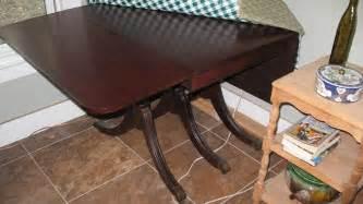 Dining Room Furniture Deals mahogany drop leaf dining room table ebay