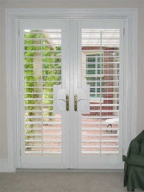 19 Best Images About Door Applications On Pinterest Shutter Blinds For Patio Doors
