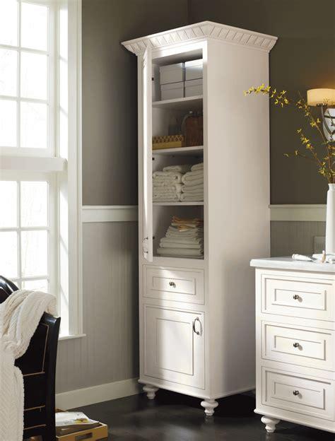 freestanding linen cabinet with her elegant white freestanding linen tower white with nice