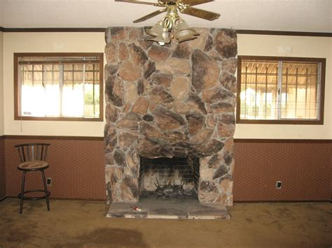 rock panels for fireplace category faux panels