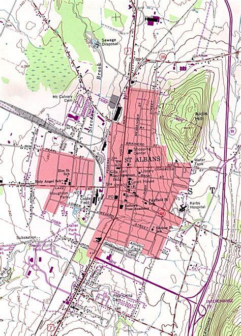 burlington texas map vermont maps perry casta 241 eda map collection ut library