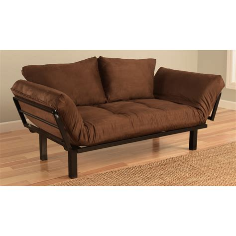 Futon Convertible by Kodiak Furniture Spacely Convertible Futon Lounger