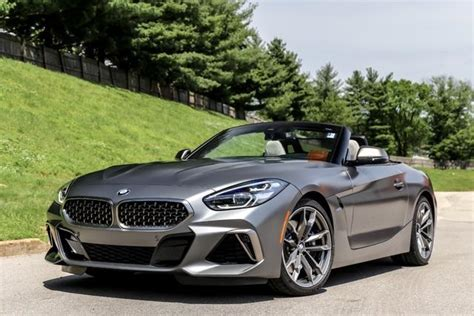 2020 bmw z4 m roadster new 2020 bmw z4 sdrive m40i 2d convertible in manchester