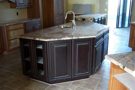 Kitchen Center Island Cabinets by Chris Cabinets Kitchen Cabinets