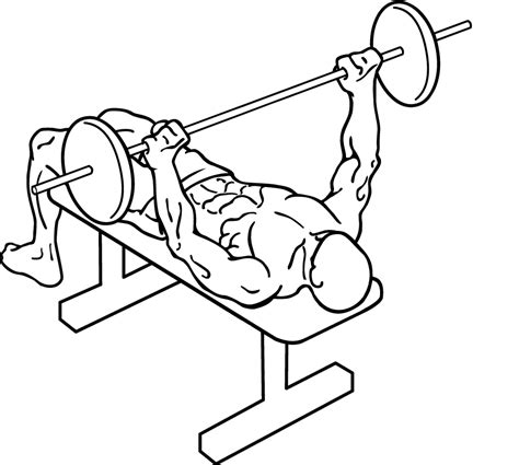 wide grip bench press for chest wide grip bench press add this chest exercise to your chest workout