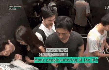 bts elevator prank hobi and suga elevator prank army s amino