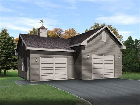 Just Garage Plans by Plan 1008 Just Garage Plans