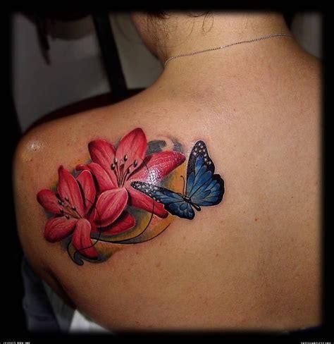 flower tattoo on shoulder pinterest shoulder tattoos for women flower tattoo on her shoulder