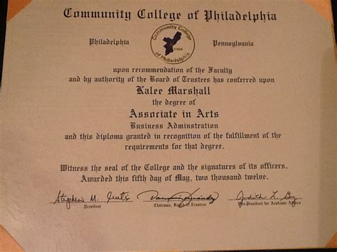 Temple Mba Accounting by Academic Information Kalee Marshall