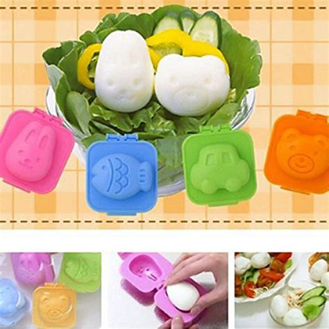 Cetakan Nasi Rice Mold Bento Tools 3 In 1 Hello Bunny new boiled egg rice sushi mold bento cutter decorating mould mold maker sandwich md1205 in sushi