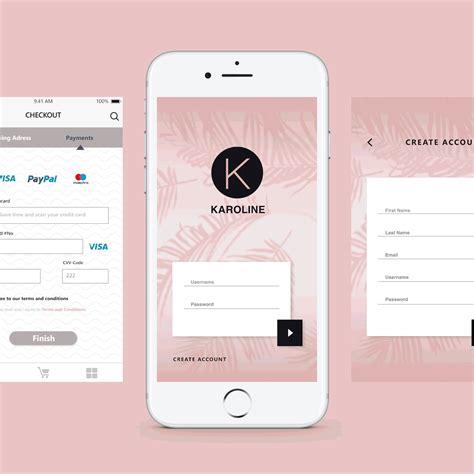 latest mobile app interface design examplestemplates