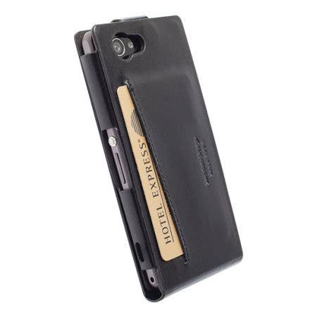 Krusell Kalmar Wallet Sony Xperia T3 krusell kalmar sony xperia t3 walletcase zwart mobile belgi 235