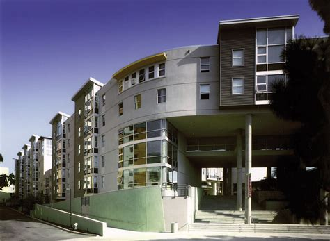 San Francisco State University Village At Centennial Square Residential Architect
