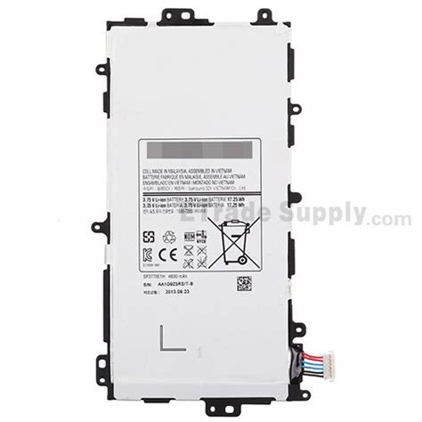 Baterai Samsung Tab Note 8 samsung galaxy note 8 0 gt n5100 n5110 battery etrade supply