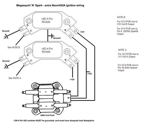 7 pin ignition module wiring diagram 36 wiring diagram