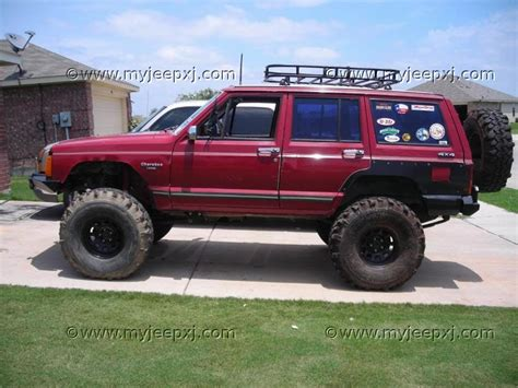 jeep xj lifted lifted xj cherokees the jeep xj