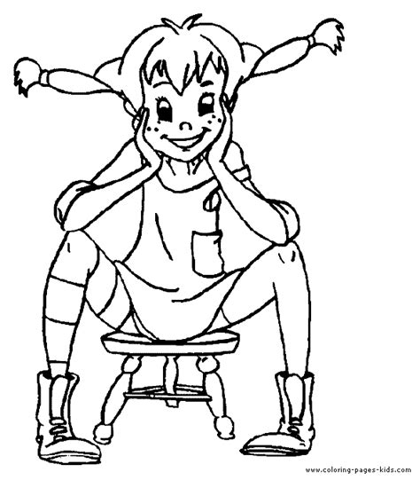cars pippi s coloring pages pippi longstocking color page cartoon color pages