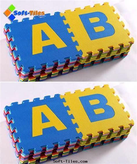 Jigsaw Foam Mat by Alphabet Mat Baby Play Mat Alphabet In Numbers Foam Play