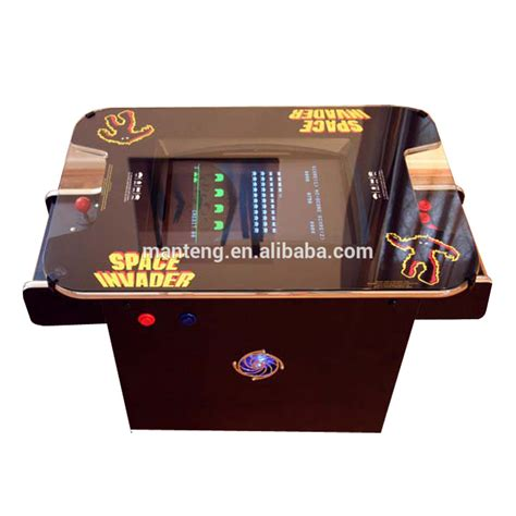 Cocktail Arcade Machine 60 Games In 1,Coffee Table Top,Games Room Man Cave New   Buy Cocktail