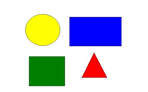figuras geometricas con imagenes figuras geometricas geogebrabook