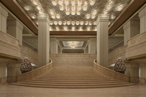 Beautiful Staircases by 10 Of The Most Extravagant Hotel Lobbies In The World Afar