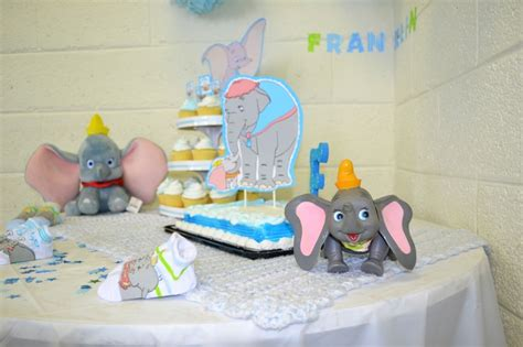 Dumbo Baby Shower diy dumbo baby shower baby shower dumbo elephant theme