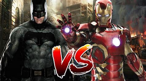 batman iron man wins youtube