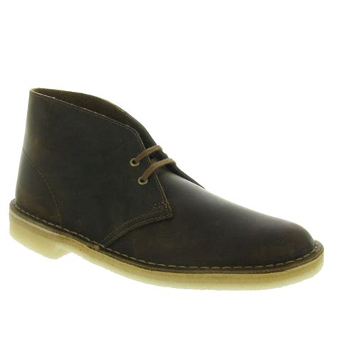 clarks s desert boot mens boots