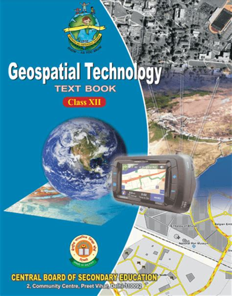 introduction to geospatial technologies books geospatial technology ebook for class 12 cbse ncert