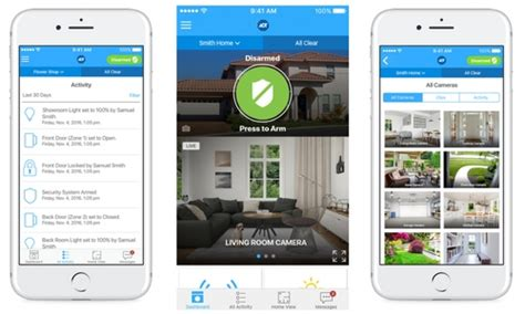 adt home security app 28 images adt brings smart