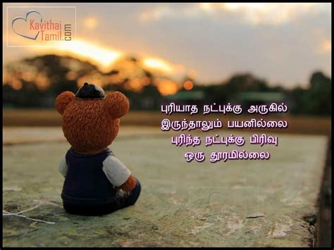 tamil friendship quotes  natpu kavithaigal